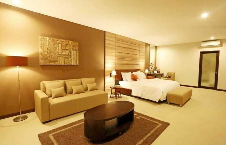 Uppala Villa & Spa Umalas - Room - 14
