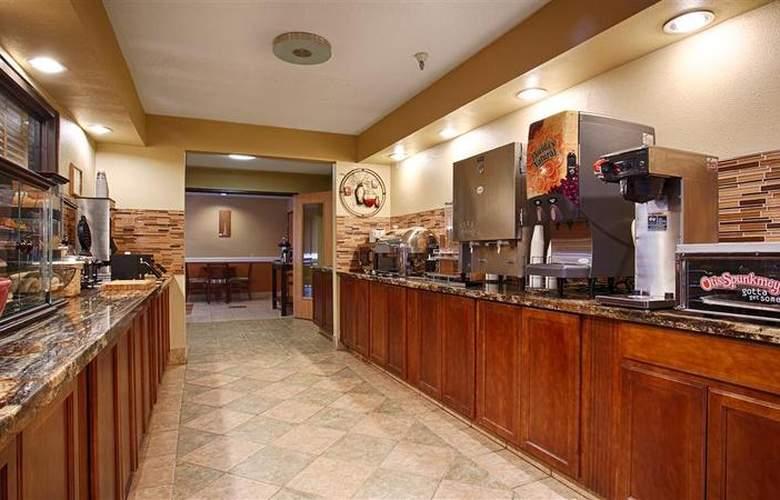Best Western Alexandria Inn - Restaurant - 63