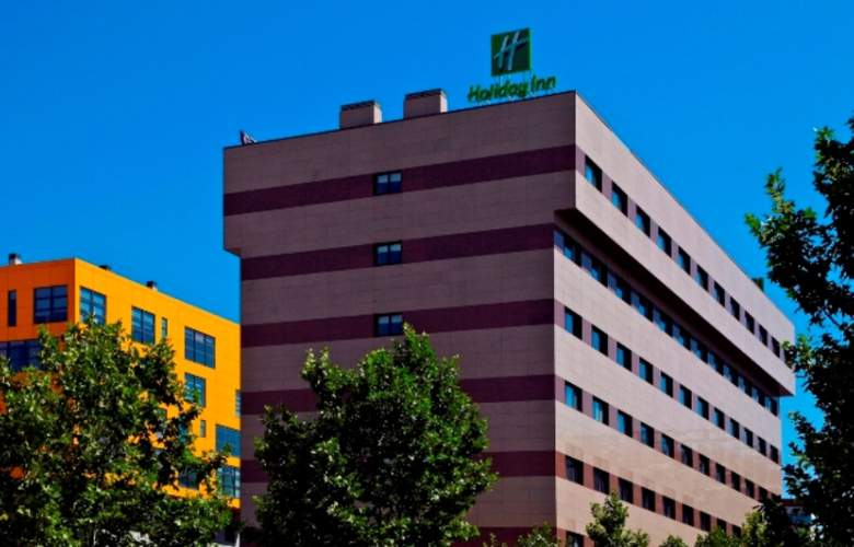 Holiday Inn Madrid Las Tablas - Hotel - 0