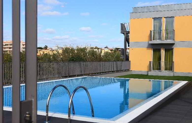 3K Faro Aeroporto - Pool - 8