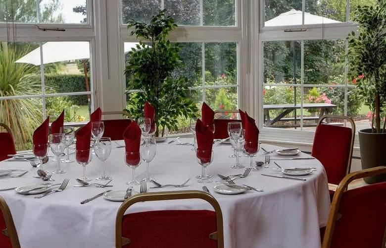 Best Western Homestead Court - Restaurant - 48