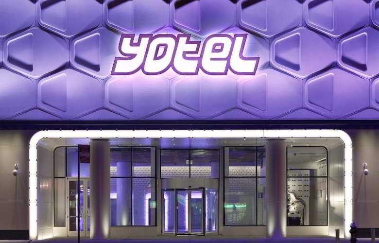 Yotel New York at Times Square - Hotel - 7