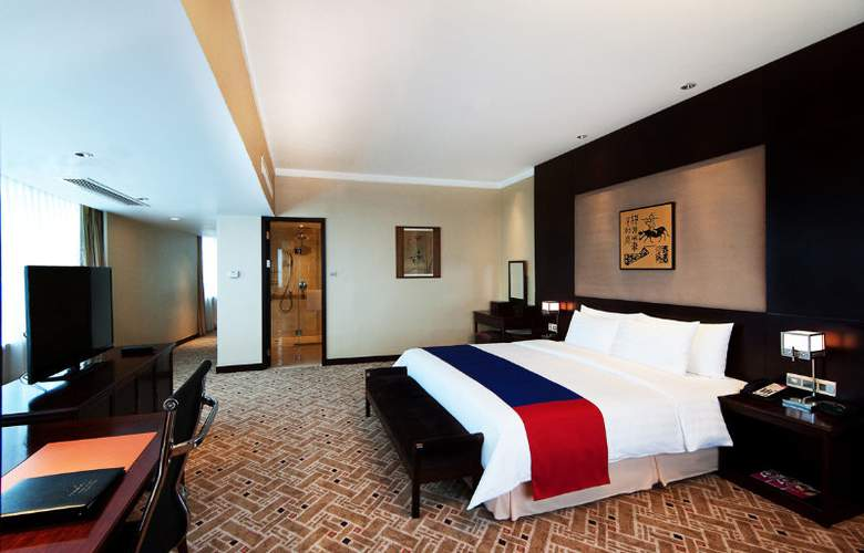 Crowne Plaza Shanghai Pudong - Room - 4