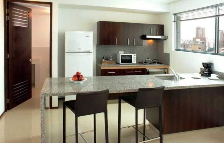Estelar Apartamentos Barranquilla - Room - 6