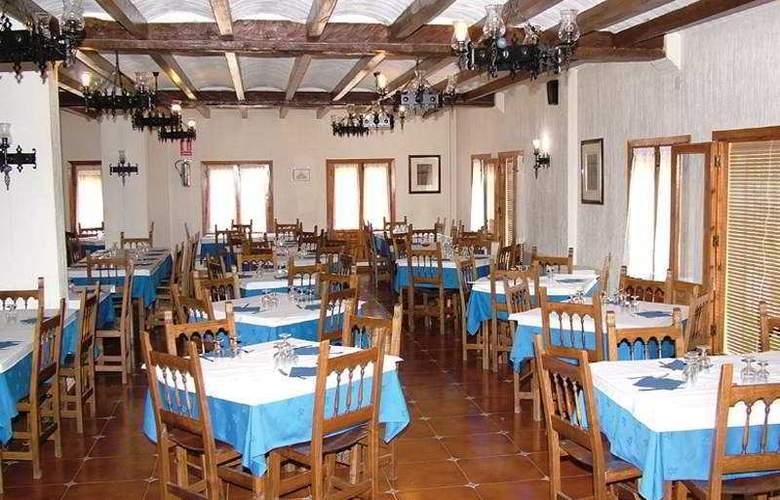 Ciudad Encantada - Restaurant - 5
