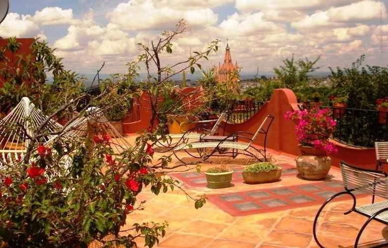 Hacienda de las Flores - Terrace - 4