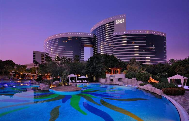 Grand Hyatt Dubai - Hotel - 27