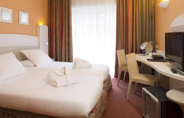 Best Western Astoria - Room - 34