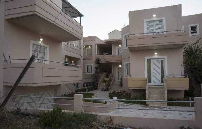 Elia Stalos Apartments - Hotel - 0