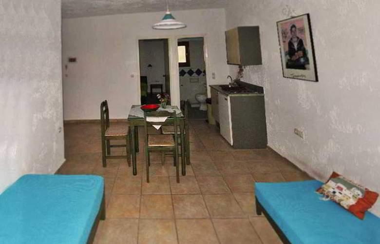 Romantica Hotel Apartments - Room - 14