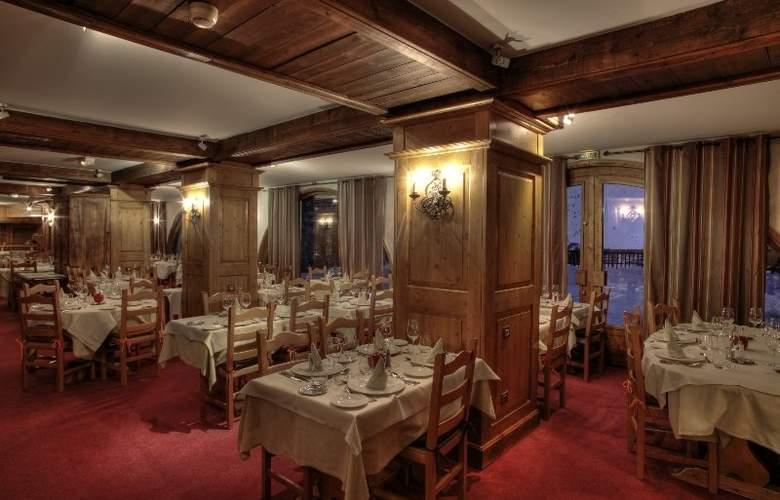 Suites du Montana - Restaurant - 10