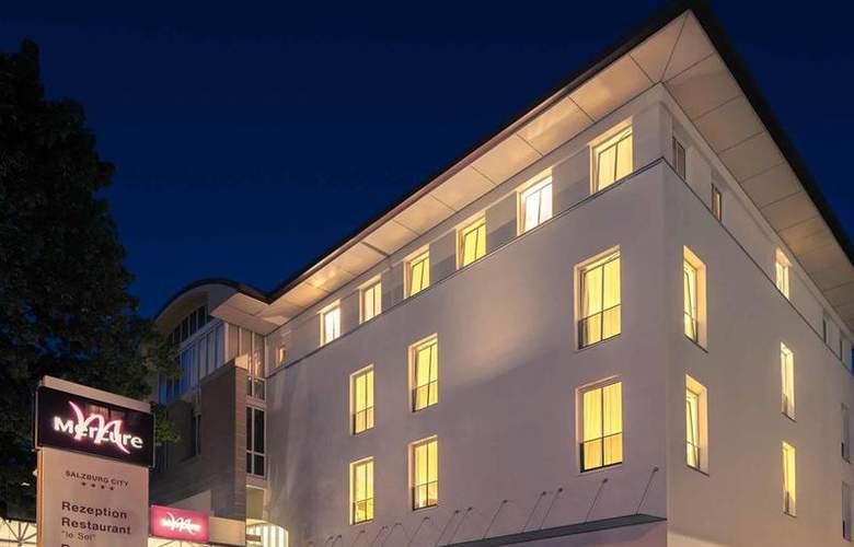 Mercure Salzburg City - Hotel - 16