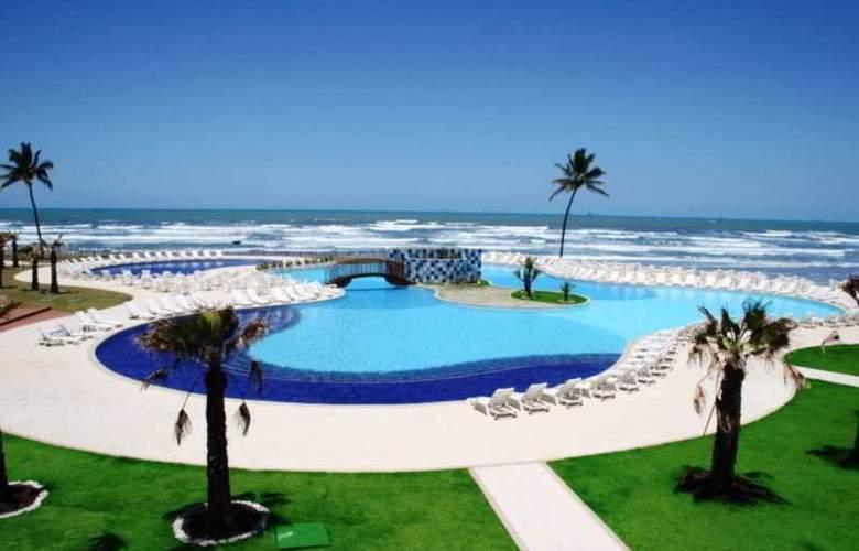 Prodigy Beach Resort & Convention Aracaju - Pool - 11