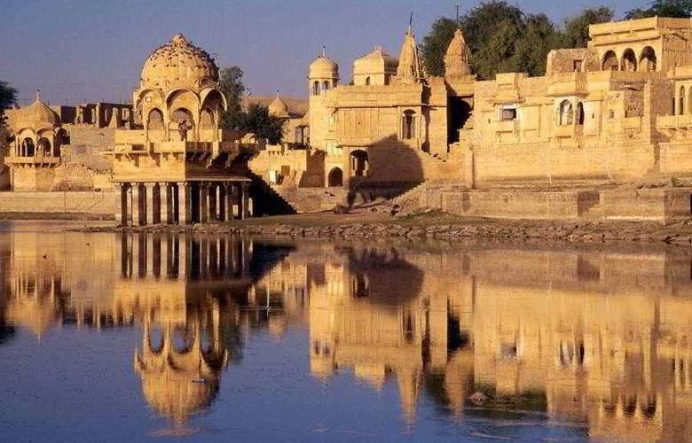 Jaisal Garh Hotel (The Jewel of Jaisalmer) - General - 2