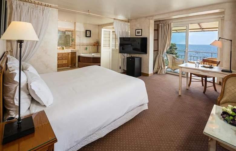 Best Western Hotel Montfleuri - Room - 84