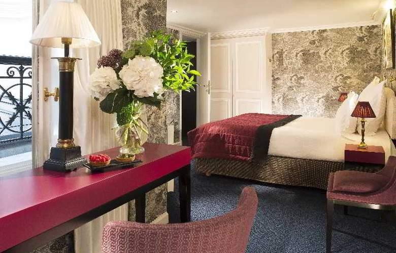 Bourgogne Et Montana - Room - 9
