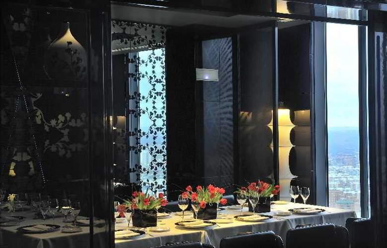 Eurostars Madrid Tower - Restaurant - 5