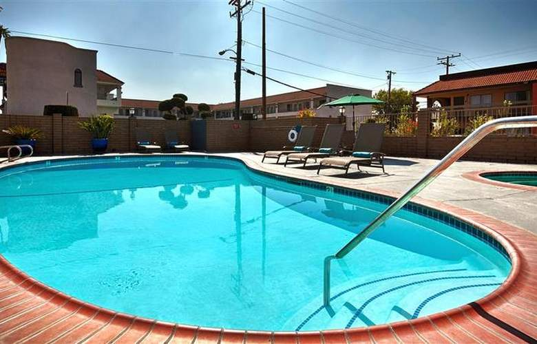 Best Western Pasadena Inn - Pool - 23