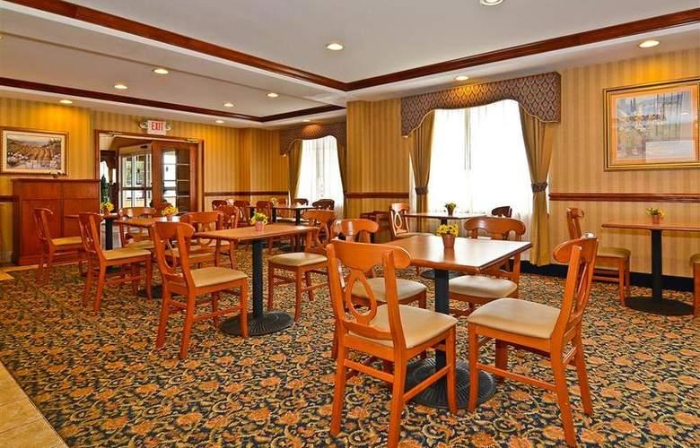 Best Western Executive Inn & Suites - Restaurant - 151