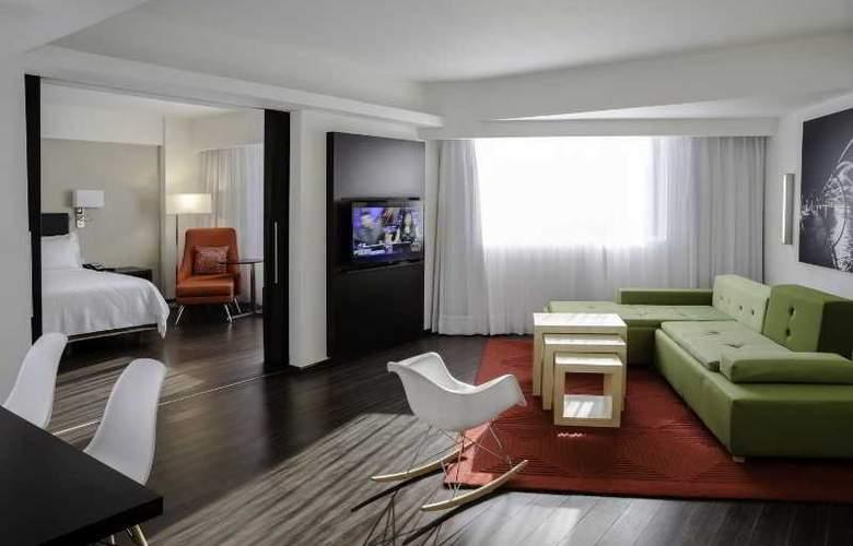 Fiesta Inn Monterrey Valle - Room - 9