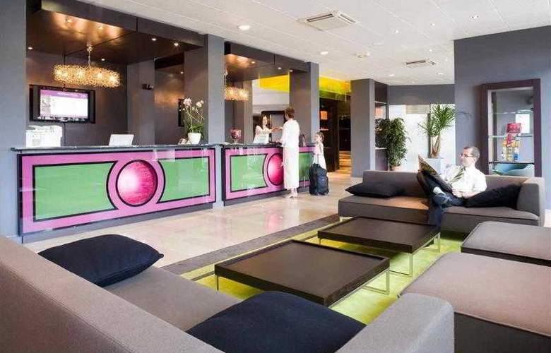 Mercure Beaune Centre - Hotel - 41