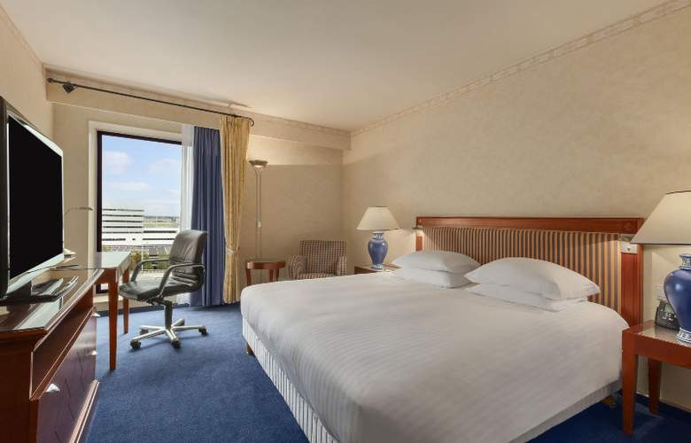 Hilton Amsterdam Airport Schiphol - Room - 3