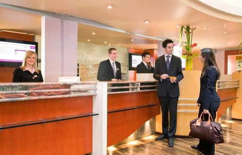 Mercure Paris Porte de Versailles Expo - Hotel - 11
