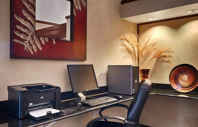 Best Western Edmond Inn & Suites - Conference - 48