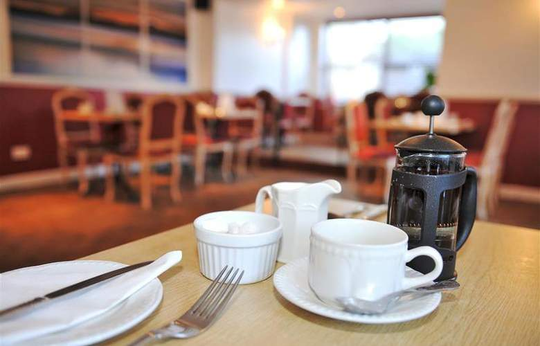 Best Western Montague Hotel - Restaurant - 139