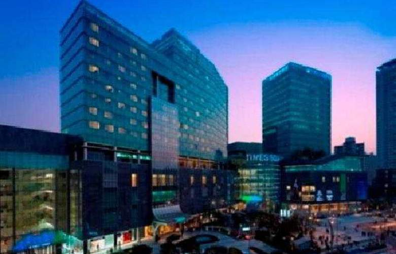 Courtyard Seoul Times Square - Hotel - 0