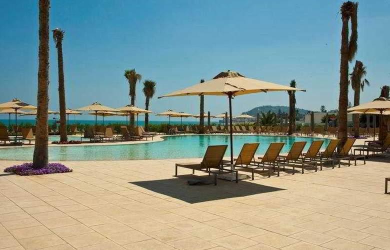 Movenpick Gammarth Tunis - Pool - 7