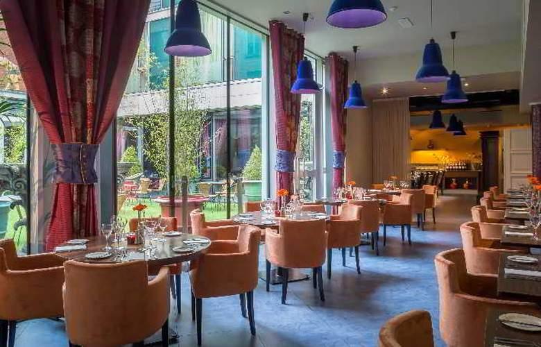 Trinity Capital - Restaurant - 14
