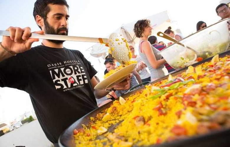 Oasis Backpackers Palace Sevilla - Restaurant - 14