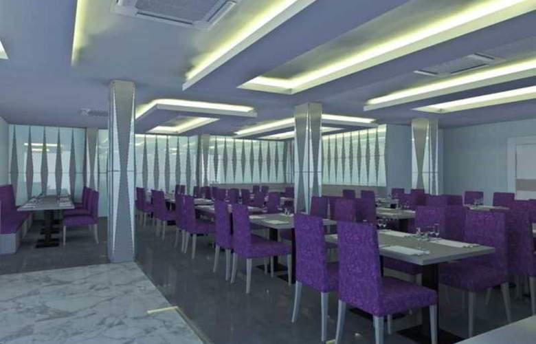 Grand Tjokro Pekanbaru - Restaurant - 2