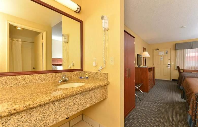 Best Western Santee Lodge - Room - 33