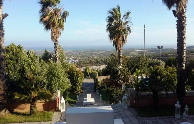 Villa Principe Di Belmonte - Terrace - 8