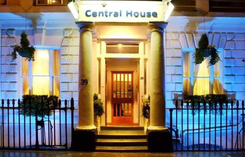 Comfort Inn London Westminster - Hotel - 8