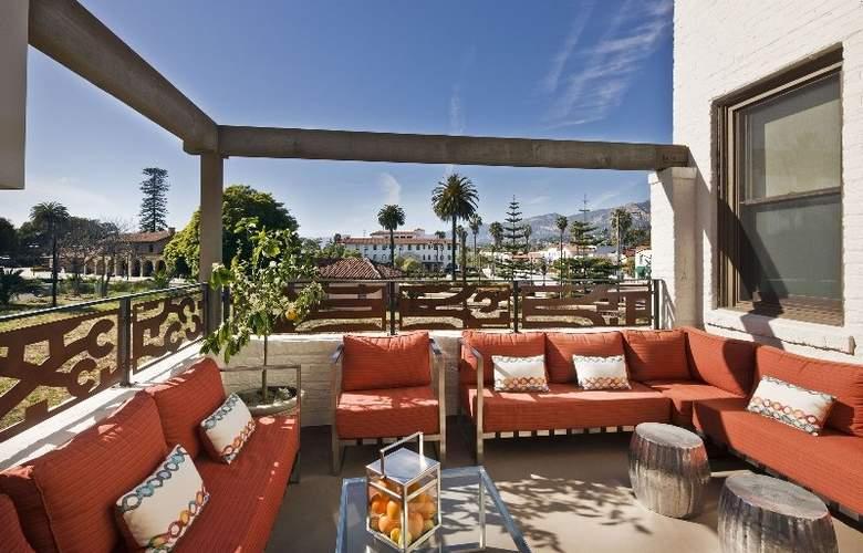 Indigo Santa Barbara - Terrace - 3