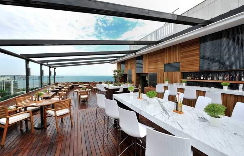 Hilton ParkSA Istanbul - Terrace - 22
