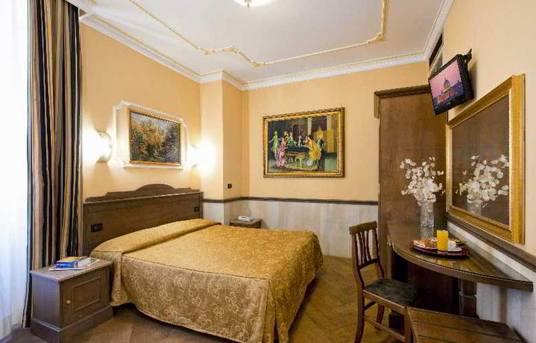 Marco Polo Roma - Room - 16