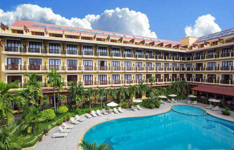 Angkor Paradise Hotel - Hotel - 8
