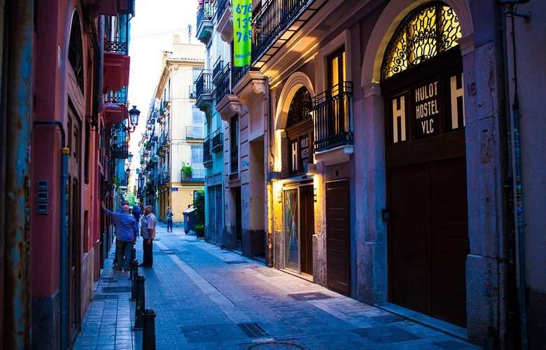 Hulot Hostel Valencia - General - 1