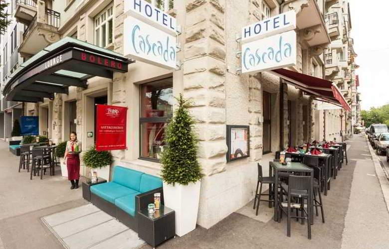 Cascada Swiss Quality Hotel - Terrace - 13