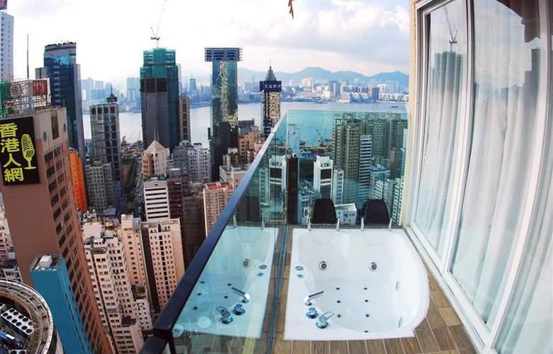 Best Western Hotel Causeway Bay - Hotel - 18