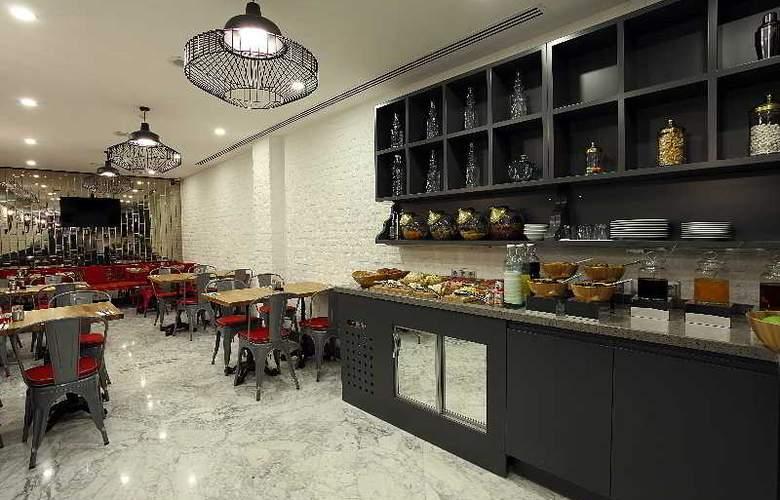 Q Pera Hotel - Restaurant - 9