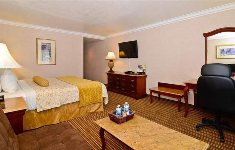 Best Western Newport Mesa Hotel - Room - 97