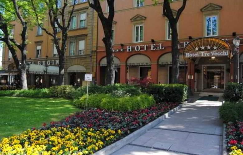 Zanhotel Tre Vecchi - Hotel - 0