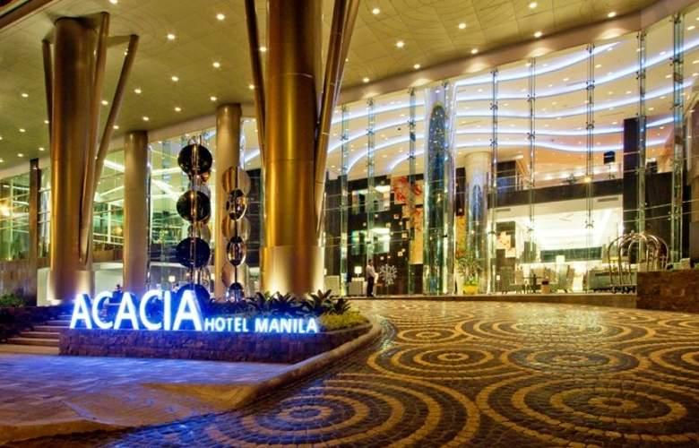 Acacia Hotel Manila - Hotel - 2