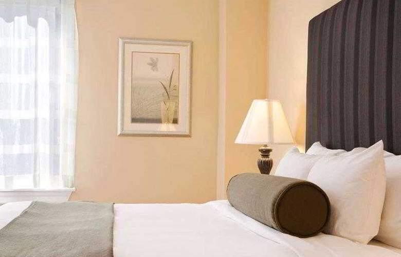 Best Western Plus Hospitality House - Apartments - Hotel - 24