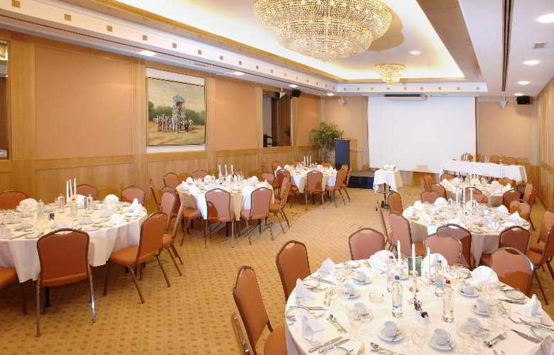 Le Chatelain Hotel Brussels - Conference - 24